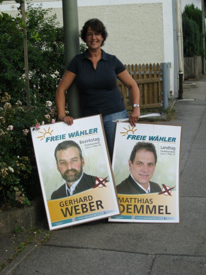 Landtagswahl-Bezirkstagswahl