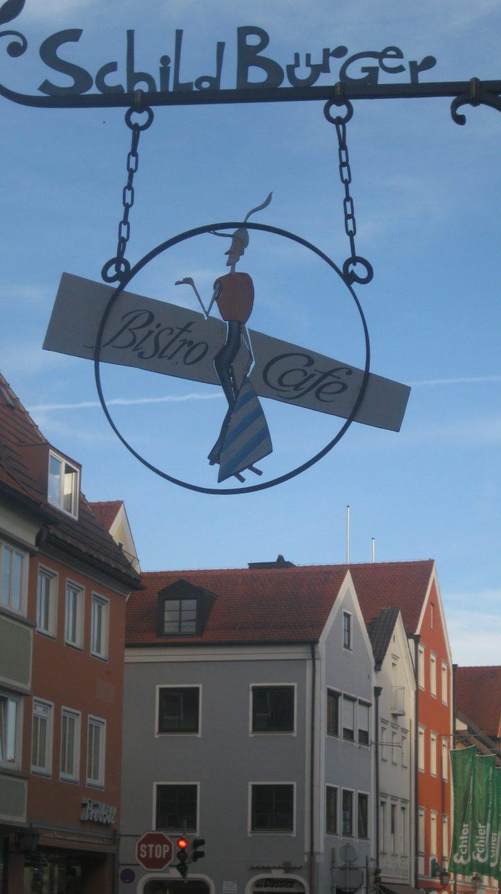 Kein Schildbürgerstreich in Weilheim !!!