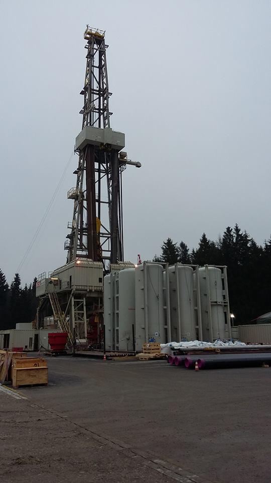 Begehung der umstrittenen Tiefen-Geothermie bei Weilheim